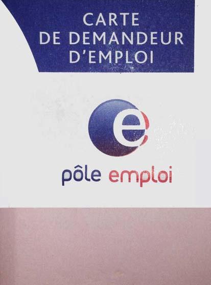 Obtenir sa carte de demandeur d 39 emploi de chomeur ou de p le emploi en ligne - Pole emploi la valentine ...